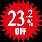 23.2%OFF