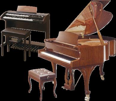 ピアノ・オルガン