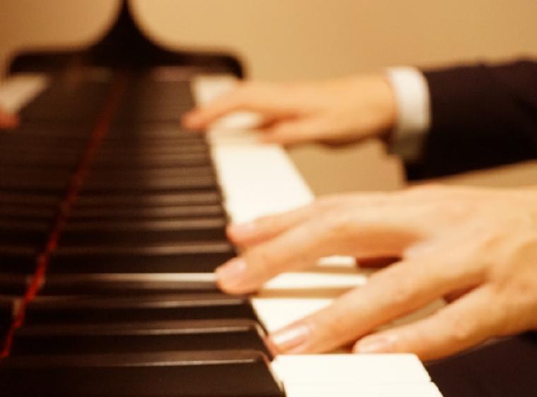 ジャズ・ポピュラーピアノ イメージ
