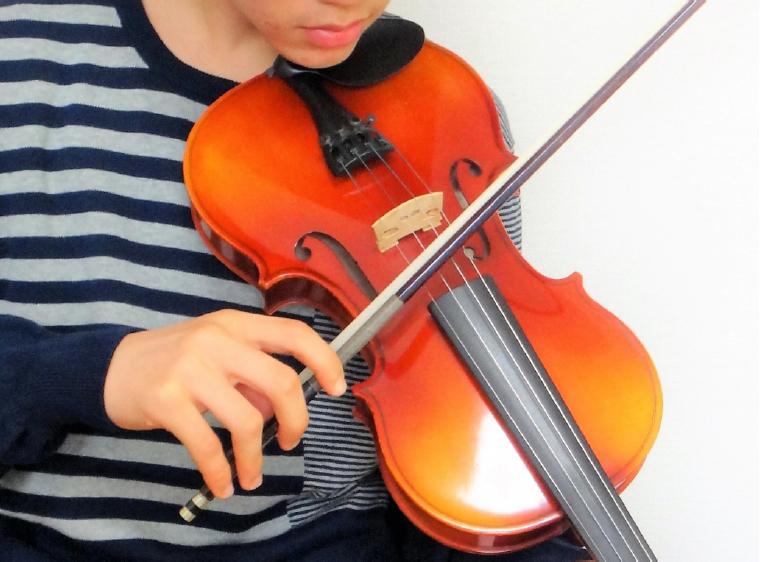 バイオリン(ジュニア科) イメージ